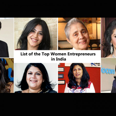 Want to add your name to the list of the top women entrepreneurs in India?
